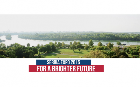 EXPO 2015 | SERBIAN PAVILLION | Brighter Future